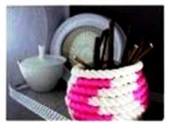 Cara Membuat Kerajinan Tangan dari Tali Tambang