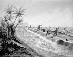 Mengetahui Sejarah Olah Raga Surfing