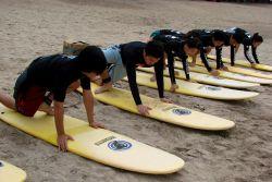 Persiapan yang Dibutuhkan Saat Belajar Surfing