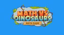 Belajar Matematika Menyenangkan Melalui Game Math vs Dinosaurs