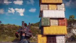Bukannya Menyelesaikan Misi, Gamers Ini Malah Main Jenga dalam Just Cause 3!