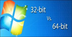 Perbedaan Windows 32 Bit dengan Windows 64 Bit