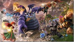 Gamer Jepang Bisa Memainkan Dragon Quest Heroes II pada Bulan Mei Mendatang