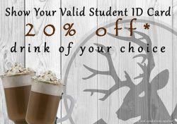Promo Khusus Pelajar di Wanderlust Coffee