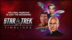 Kabar Gembira untuk Kotakers Pecinta STAR Trek! STAR Trek Timelines Resmi Rilis di iOS dan Android!