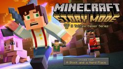 Nintendo Pastikan Minecraft: Story Mode Juga Akan Tersedia untuk Wii U!