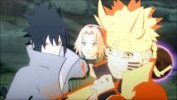 Wah! Grafik Naruto Shippuden: Ultimate Ninja Storm 4 Hanya Mentok pada 30 FPS!
