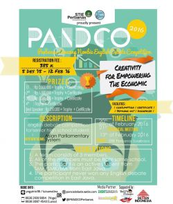 Pandco 2016