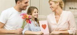 Valentine Bersama Orangtua? Kenapa Tidak!