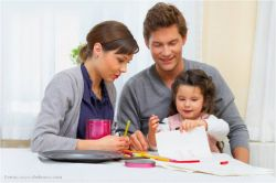 Yuk Jadikan Keluarga sebagai Jalur Pendidikan Anak