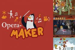 Buat Pertunjukan Operamu Sendiri dengan Opera Maker!