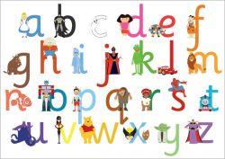 Belajar Mengeja Huruf dengan Lagu ABCD Yuk!