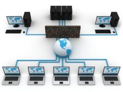 Cara Menggabungan Komputer dengan Jaringan