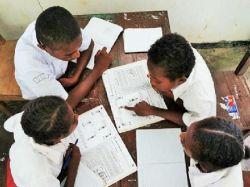 Mayoritas Pelajar di Papua Mengalami Penurunan Minat Baca