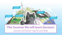 Belajar Vocabulary Bahasa Jerman dengan Aplikasi German with Moritz