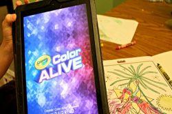 Mewarnai 4d Lebih Keren dan Seru Menggunakan Crayola Color Alive!