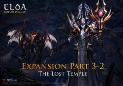Dapatkan Update Patch 3.2, Elite Lord of Alliance Kedatangan Raid Dungeon Baru Lost Temple
