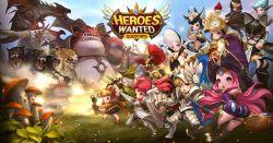 Asyik! NHN Studio629 Resmi Rilis Game Mobile yang Memiliki Gameplay Unik Heroes Wanted