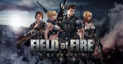 Tahap Open Beta Field of Fire Versi Android Akhirnya Akan Dimulai Minggu Ini di Korea!