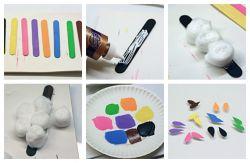 Kerajinan Tangan Membuat Boneka Domba
