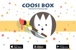 Asah Kreativitas Si Kecil dengan Coosi Box: Creative Drawing