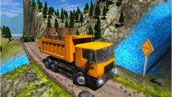 Uji Kemampuan sebagai Supir Truck, Truck Driver Cargo Tersedia di Perangkat Mobile Android