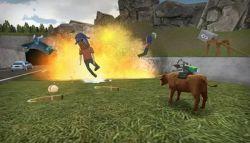 Yuk Bertahan Hidup dengan Menjadi Banteng dalam Bull Simulator 3D!
