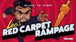 Bantu Leonardo Dicaprio untuk Mendapatkan Penghargaan Oscar Pertamananya di Red Carpet Rampage