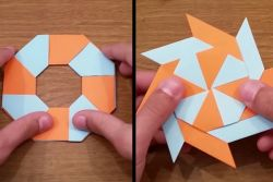 Yuk, Melipat Berbagai Bentuk Origami dengan Aplikasi Origami Instructions!