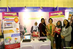 Kesekolah.com di World Education Expo Festival 2016