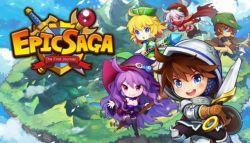Kejutkan Para Penggemar Game Mobile RPG, Netmarble Hadirkan Game Terbarunya Epic Saga