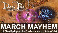 Das Tal Akan Kembali Menggelar Tahap Alpha Test Keduanya Dibulan Ini!
