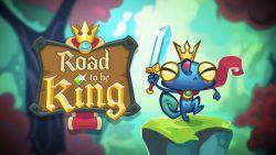 Noodlecake Studios Rilis Game Unik Terbarunya Road to Be King di iOS dan Android