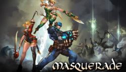 Gamevil Umumkan Game Action RPG Terbarunya Masquerade: The Faceless Masuki Closed Beta