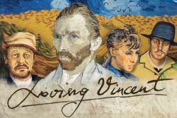 Loving Vincent, Film Animasi Pertama Dibuat dengan Lukis Manual!