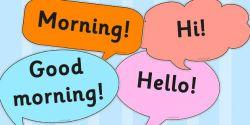 Cara Menggunakan Formal dan Informal Greeting
