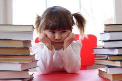 4 Dampak Negatif Memforsir Belajar pada Anak