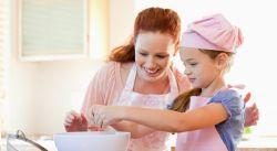 3 Tips Melatih Anak Belajar Memasak