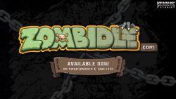 Rasakan Kerasnya Dunia Zombie, Berserk Studio Hadirkan Game Terbarunya Zombidle