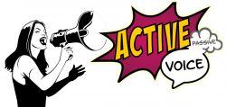 Penggunaan Active Voice dan Jenisnya