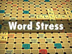 Word Stress pada Kalimat