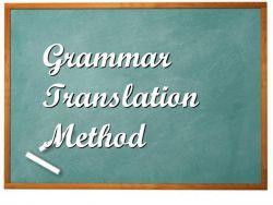 Penggunaan Metode Pembelajaran GTM pada Bahasa Inggris