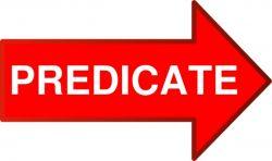 Kegunaan Predicate pada Kalimat