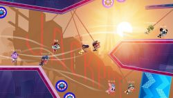 Adu Kecepatan dengan Bergelantungan di Tali, Small Giant Games Hadirkan Rope Racers di iOS