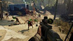 Game FPS Bertema Zombie Moving Hazard Akhirnya Sudah Tersedia di Steam Early Access!
