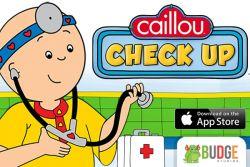 Hilangkan Takut Anak pada Dokter dengan Aplikasi Caillou Check Up!