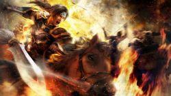 Mantap! Game Dynasty Warrior Akan Diangkat Menjadi Film Live Action!