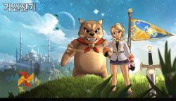 Asyik! Game Mobile Action RPG Master of Titan Dipastikan Hadir di Android pada Akhir Maret
