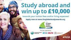 Buruan! Raih Beasiswa 10.000 Poundsterling S1 dan S2 The Global Study Awards