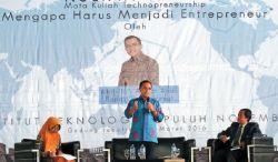Keren! Majukan Umkm Daerah, ITS dan Pemkab Banyuwangi Dirikan SMK Kreatif